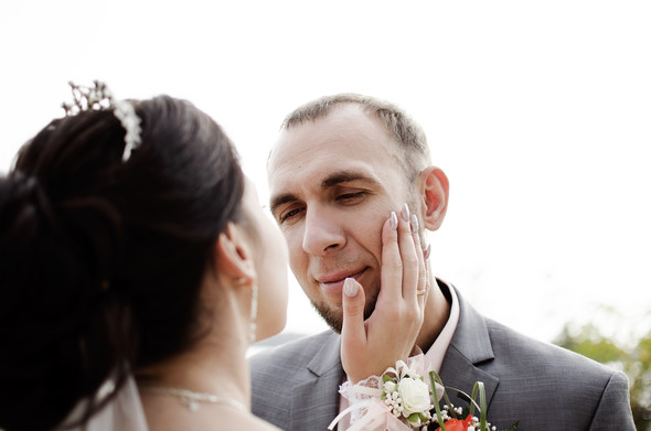 Оранжевая свадьба - фото №65