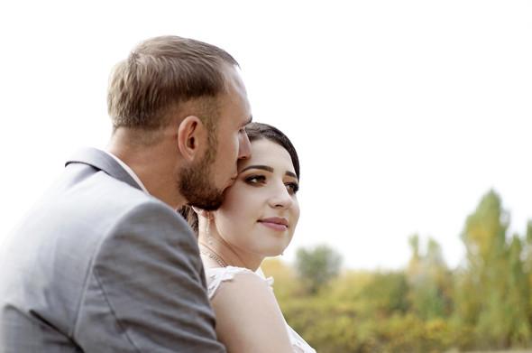 Оранжевая свадьба - фото №45