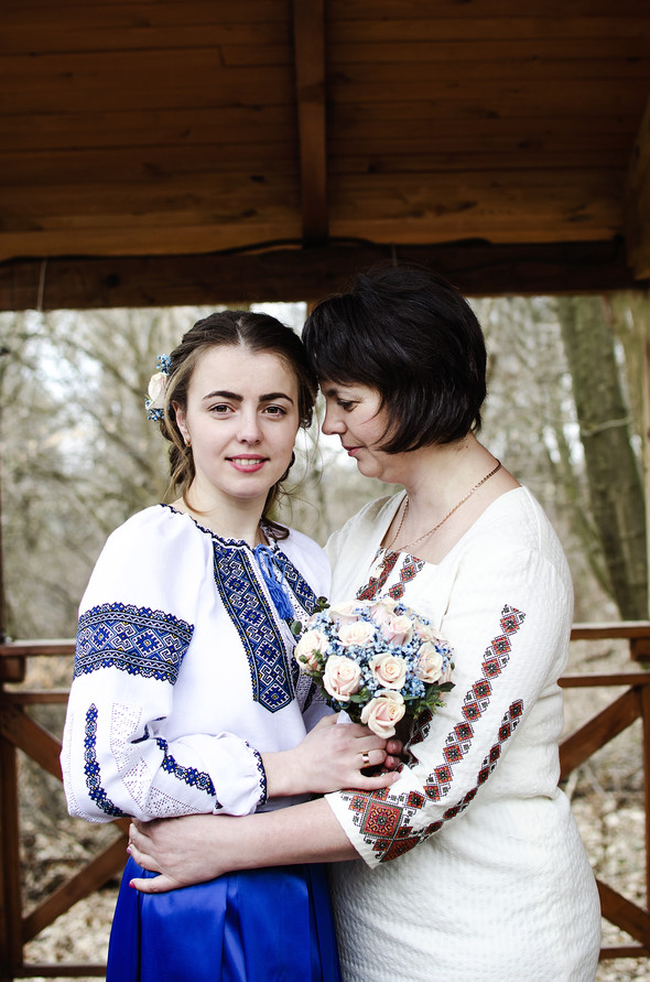 Ваня и Соломия - фото №68