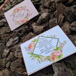 I said yes - пригласительные на свадьбу в Мариуполе - фото 2