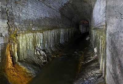 Подземная река Клов - место для фотосессии в Киеве - портфолио 5
