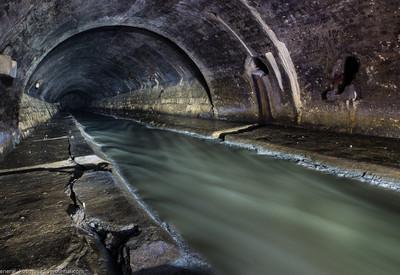 Подземная река Клов - место для фотосессии в Киеве - портфолио 1