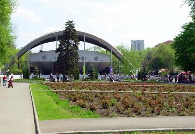 Центральный парк Лазаря Глобы - место для фотосессии в Днепре - портфолио 2