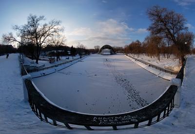 Центральный парк Лазаря Глобы - место для фотосессии в Днепре - портфолио 4