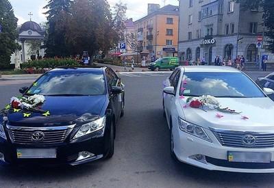 Людмила Кортеж Toyota Camry - фото 3