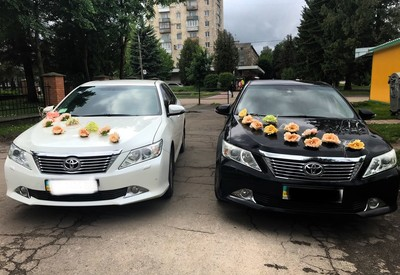 Людмила Кортеж Toyota Camry - фото 1