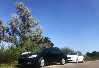 Людмила Кортеж Toyota Camry - фото 2
