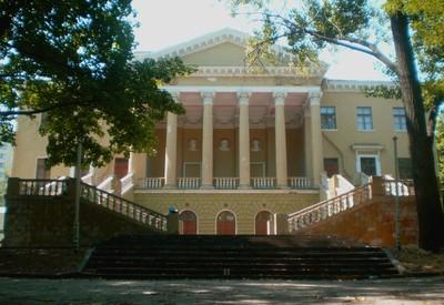 Дворец Григория Потемкина - фото 1