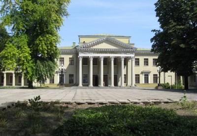Дворец Григория Потемкина - место для фотосессии в Днепре - портфолио 4