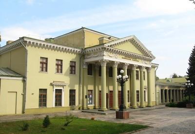 Дворец Григория Потемкина - место для фотосессии в Днепре - портфолио 5