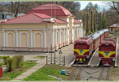 Детская железная дорога - фото 1