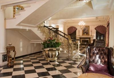 Отель Украина - место для фотосессии в Днепре - портфолио 2