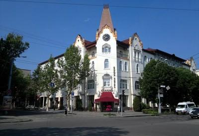 Отель Украина - место для фотосессии в Днепре - портфолио 4