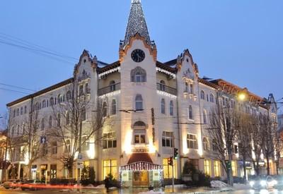 Отель Украина - место для фотосессии в Днепре - портфолио 1