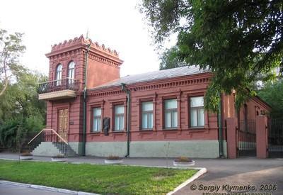Дом-музей Д. Яворницкого - место для фотосессии в Днепре - портфолио 5