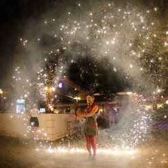 Огненное шоу Агни Кай - фото 3