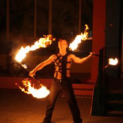 Огненное шоу Агни Кай - фото 4