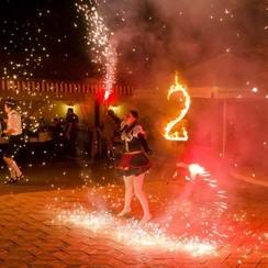 Огненное шоу Агни Кай - фото 2