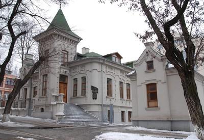 Дом Брежнева - место для фотосессии в Днепре - портфолио 1