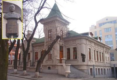 Дом Брежнева - место для фотосессии в Днепре - портфолио 3