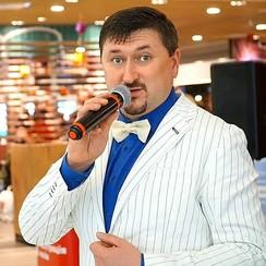 Сергей Бабенко - ведущий в Запорожье - фото 1