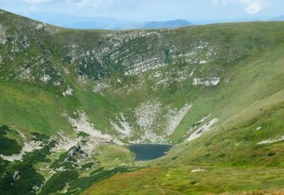 Озеро Бребенескуль - место для фотосессии в Закарпатской области - портфолио 4