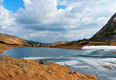 Озеро Бребенескуль - место для фотосессии в Закарпатской области - портфолио 5