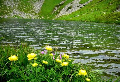 Озеро Бребенескуль - фото 3