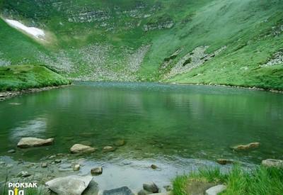 Озеро Бребенескуль - место для фотосессии в Закарпатской области - портфолио 6