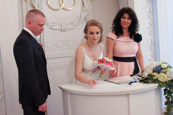 Леонид + Татьяна - фото №6