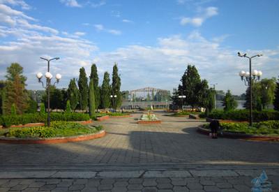 Городское озеро - место для фотосессии в Ивано-Франковске - портфолио 4