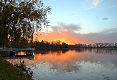 Городское озеро - фото 1