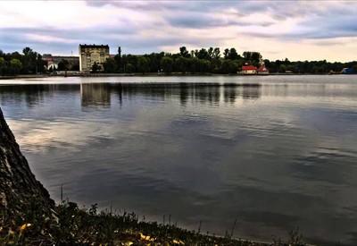 Городское озеро - место для фотосессии в Ивано-Франковске - портфолио 5