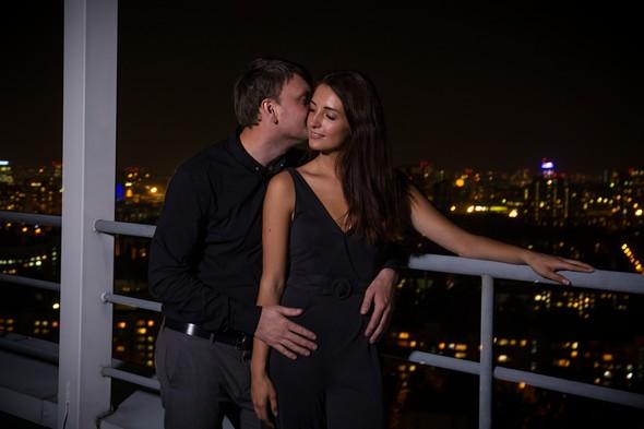 Love story Bogdan & Inna - фото №10