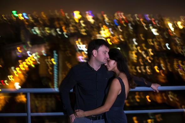 Love story Bogdan & Inna - фото №14