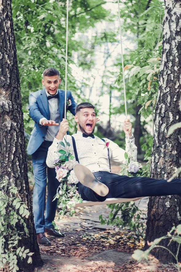 Wedding of Yura&Yana - фото №23