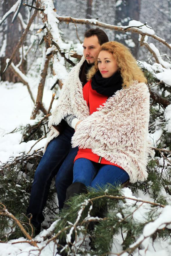 Love story Olga & Aleksandr - фото №6