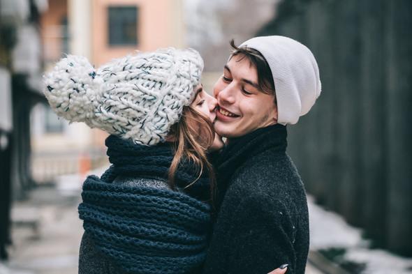 Love story  Kirill & Aleksandra - фото №20