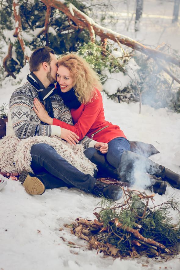 Love story Olga & Aleksandr - фото №5