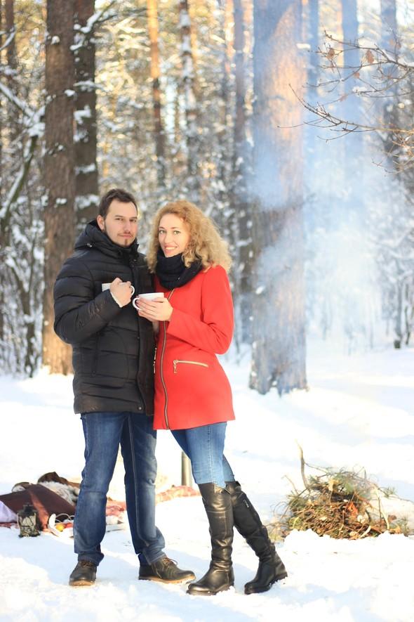 Love story Olga & Aleksandr - фото №10