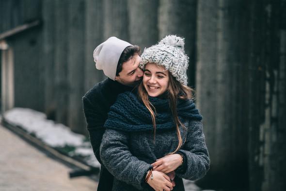Love story  Kirill & Aleksandra - фото №17