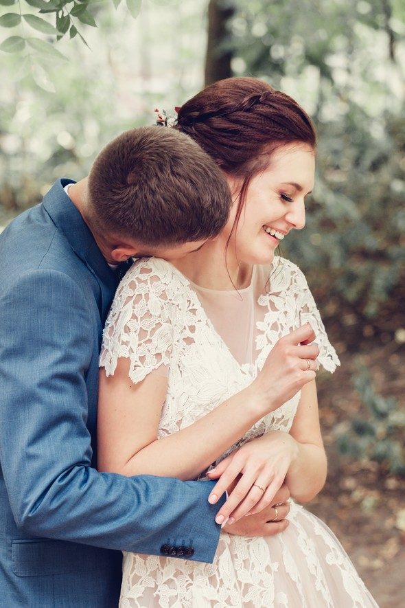 Wedding of Yura&Yana - фото №42