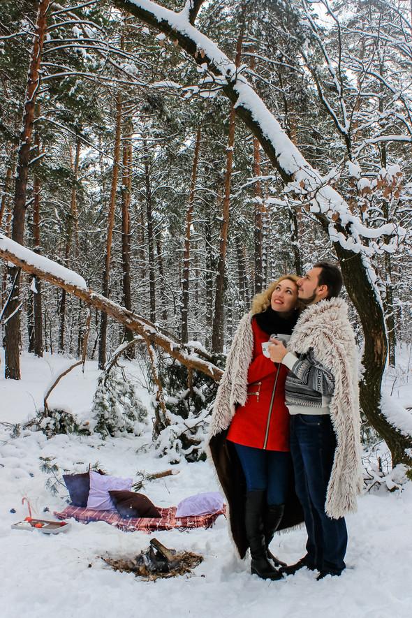 Love story Olga & Aleksandr - фото №12