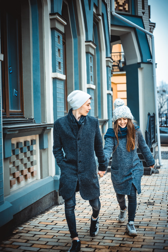 Love story  Kirill & Aleksandra - фото №7
