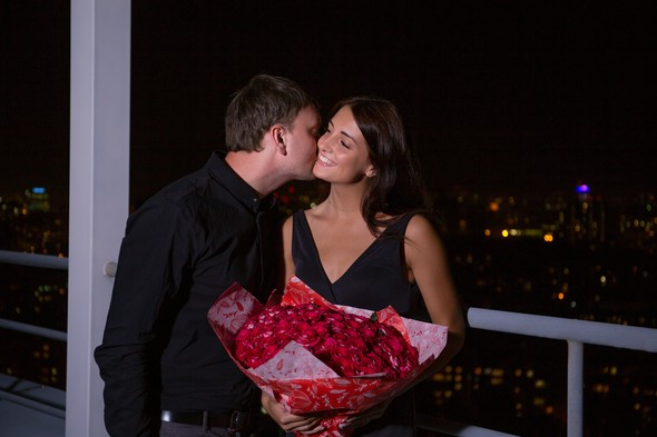 Love story Bogdan & Inna - фото №6