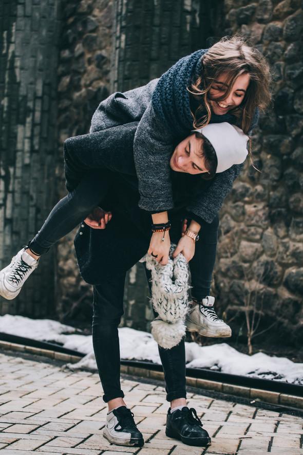 Love story  Kirill & Aleksandra - фото №3
