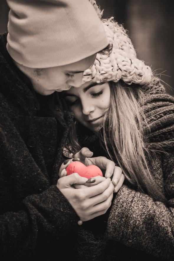 Love story  Kirill & Aleksandra - фото №5