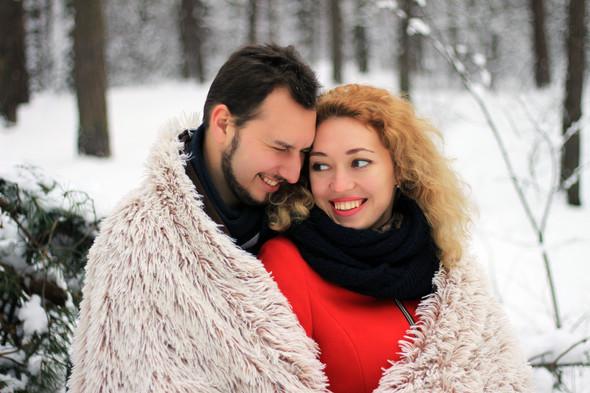 Love story Olga & Aleksandr - фото №4