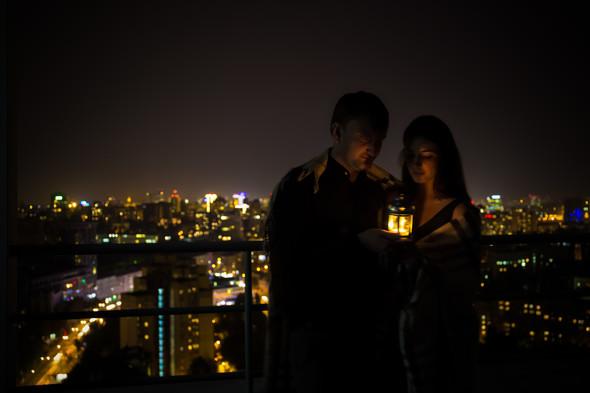 Love story Bogdan & Inna - фото №13