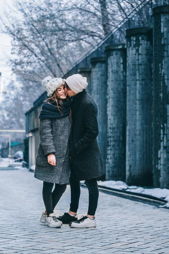 Love story  Kirill & Aleksandra - фото №19